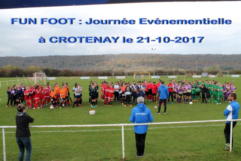 Journée Evenementielle Fun Foot